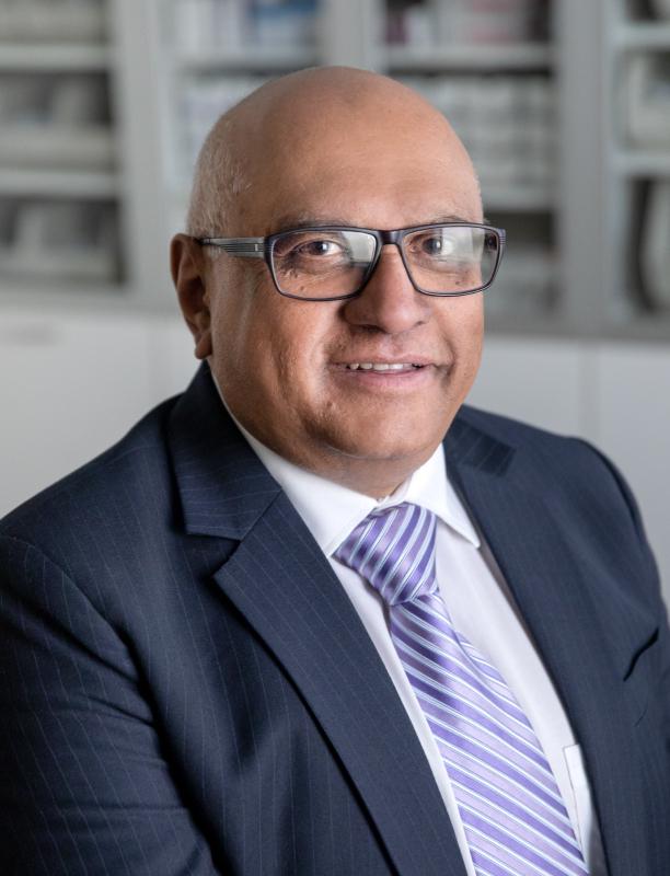 Dr. Kiran Patel Medical Director