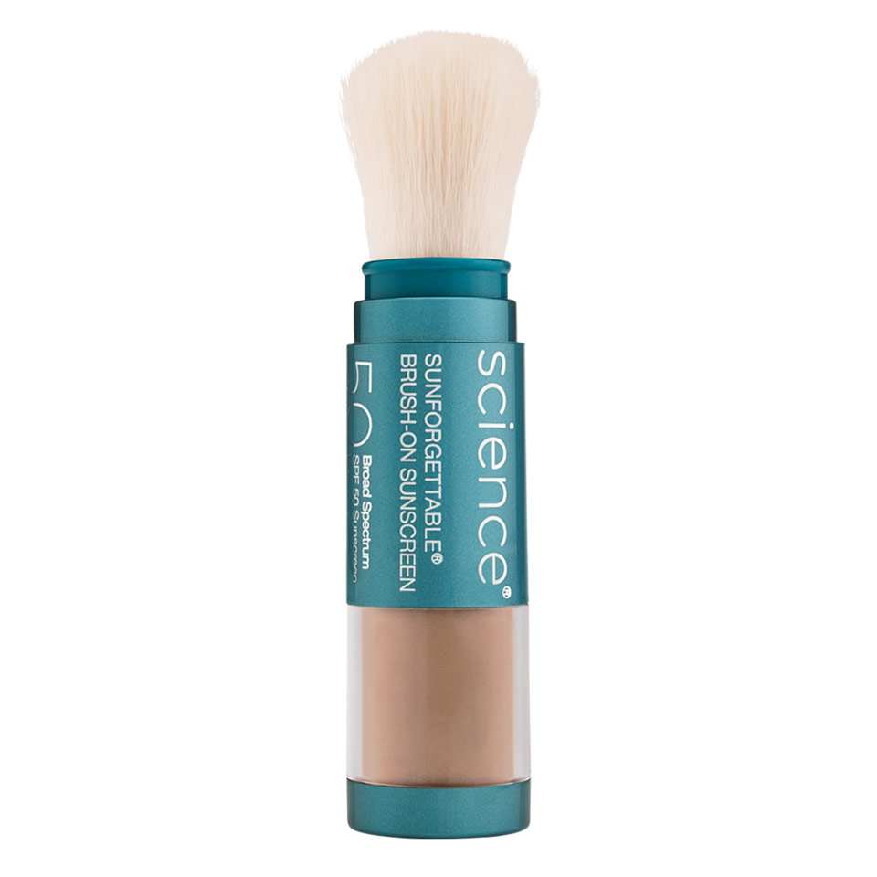 Colorescience Sunforgettable Enviroscreen Protection Brush On Deep Macleod Trail Plastic Surgery Calgary