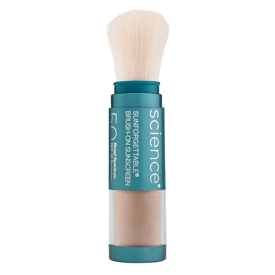 Colorescience Sunforgettable Enviroscreen Protection Brush On Tan Macleod Trail Plastic Surgery Calgary